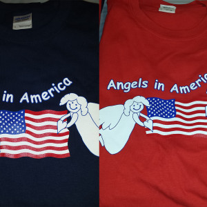 Angels in America T-Shirts
